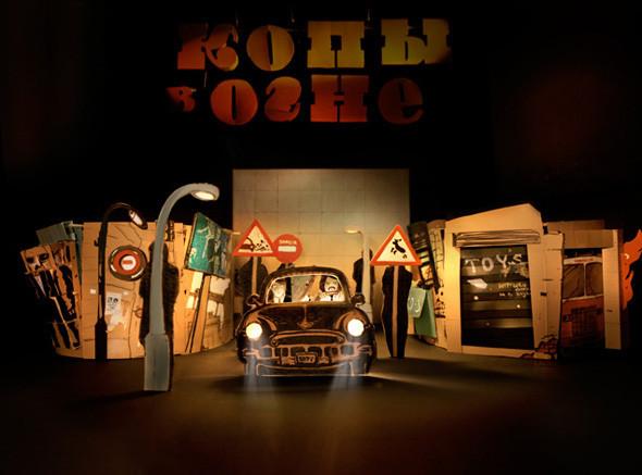 Полина Бахтина: Как я стала театральным художником. Изображение № 45.