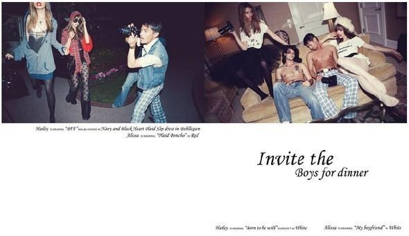 Vampires areforever! отwildfox couture. Изображение № 22.