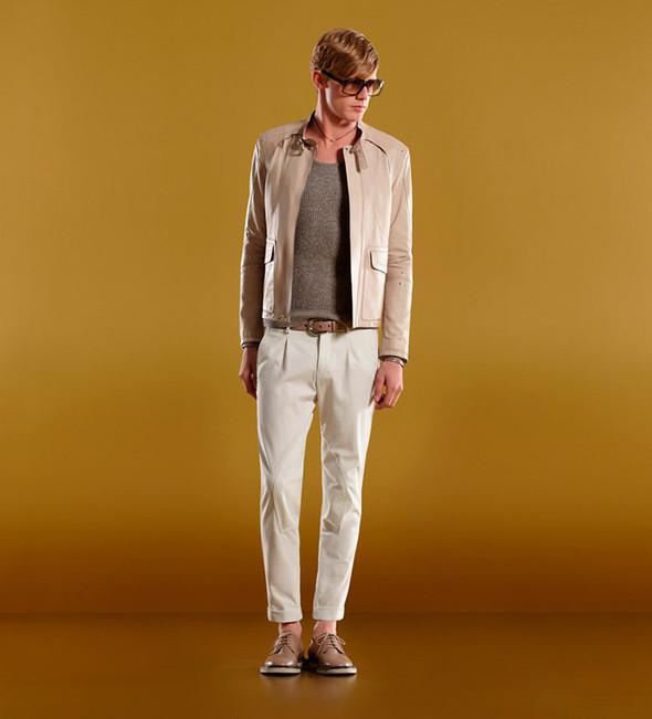 Лукбук: Gucci SS 2012. Изображение № 3.
