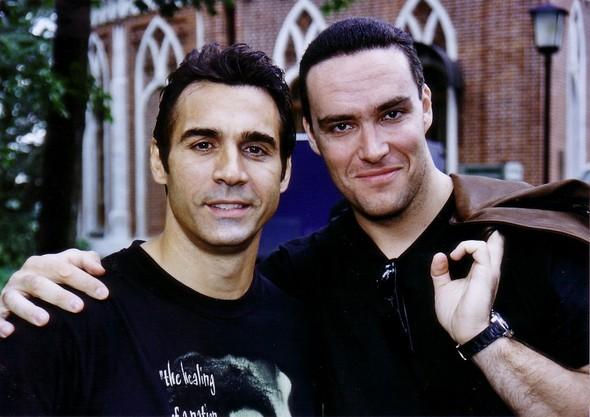 Эндриан Пол и Александр Невский в Korston Hotel Moscow. Изображение № 12.