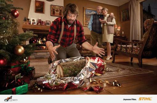 Лучшие рождественские и новогодние принты. Изображение № 11.