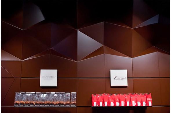 Изображение 6. Каким может быть интерьер магазина шоколада.. Изображение № 6.