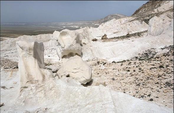 Западный Казахстан. Полуостров Мангышлак. Изображение № 13.
