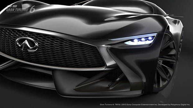 Концепт: суперкар Infiniti для игры Gran Turismo. Изображение № 18.