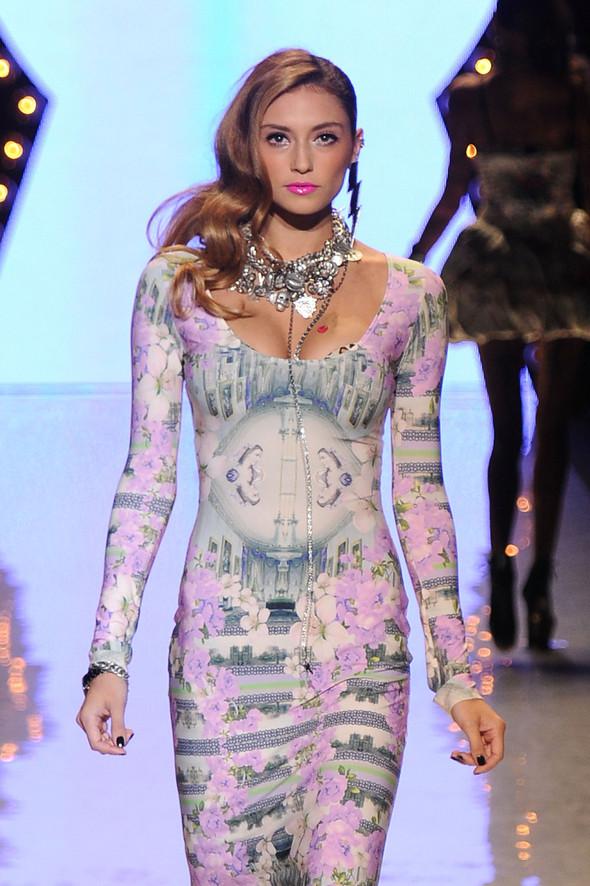 New York Fashion Week: Betsey Johnson Spring 2012. Изображение № 28.