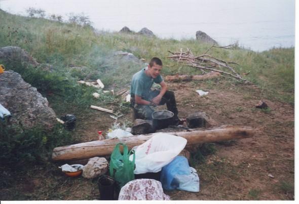 Байкал: тогда и сейчас. Изображение № 1.