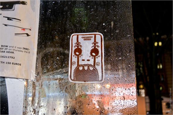 Стрит-арт и граффити Амстердама, Нидерланды. Изображение № 41.