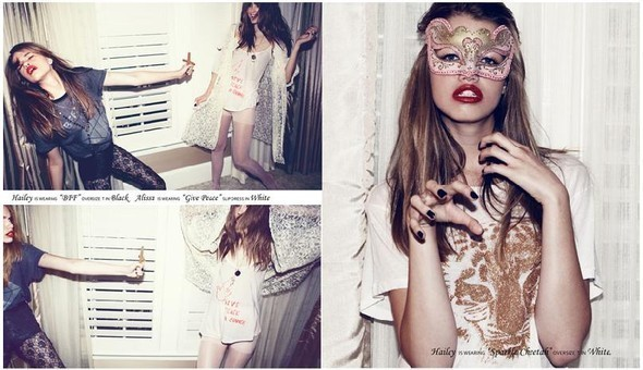 Vampires are forever! от wildfox couture. Изображение № 6.