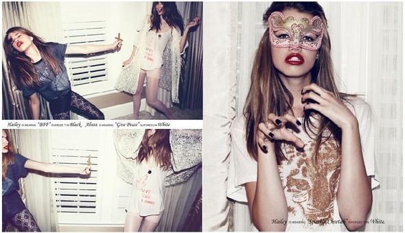 Vampires areforever! отwildfox couture. Изображение № 6.