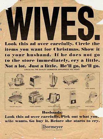 Сексизм в рекламе. Изображение № 7.