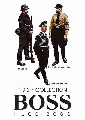 Hugo Boss признал сотрудничество с нацистами. Изображение № 1.