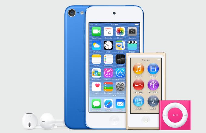 Слух: Apple готовится выпустить новые версии iPod . Изображение № 1.