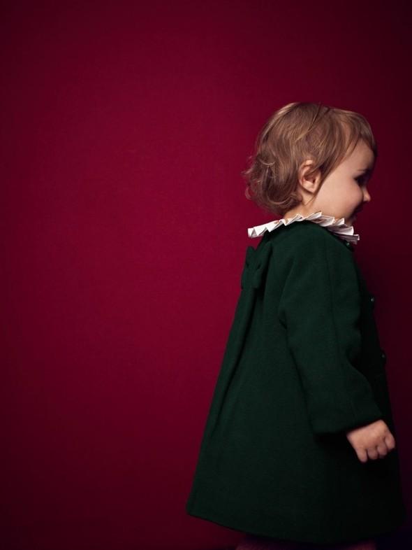 Кампания: Zara Kids FW 2011. Изображение № 1.