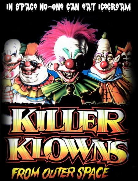 B-Movies: «Клоуны-убийцы из далёкого космоса». Изображение № 1.
