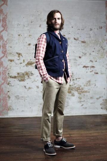 Изображение 11. Ben Sherman Modern Classics Spring/Summer 2011.. Изображение № 12.