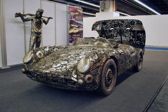 Серия необычных авто от Giganten Aus Stahl. Изображение № 7.
