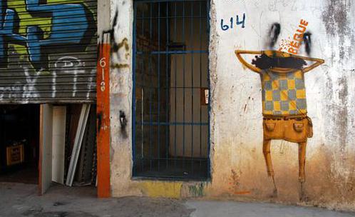 Стены Рио-де-Жанейро. Изображение № 39.