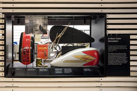 Музей Harley-Davidson вМилуоки. Изображение № 12.