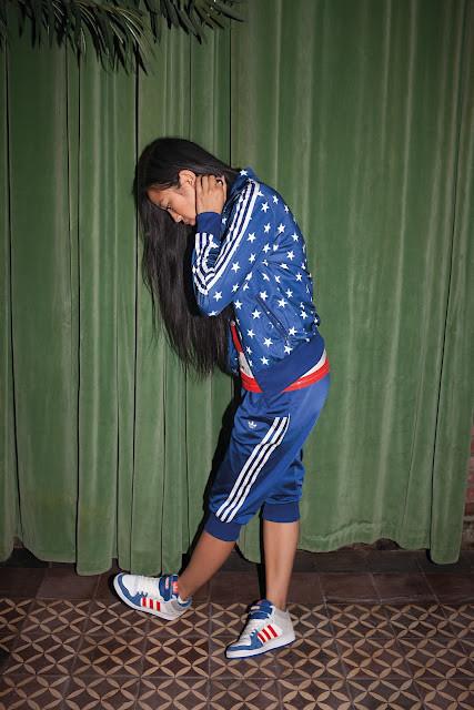 Лукбуки: Adidas Originals SS 2012. Изображение № 5.
