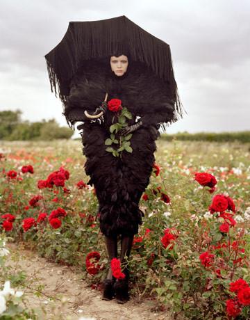 Модная съемка отТимаБертона. Изображение № 11.