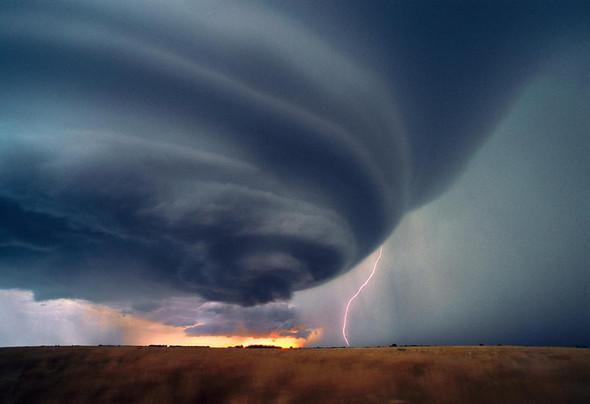 Джим Рид: Фотограф экстремальных погодных явлений. Изображение № 2.