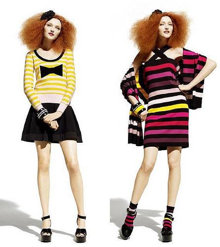 Изображение 7. Sonia Rykiel pour H&M: теперь и в России.. Изображение № 5.