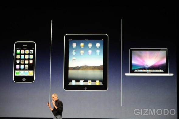 Презентация нового продукта iPad от Apple. Изображение № 3.