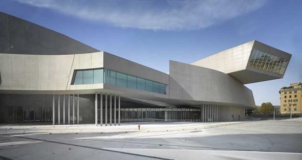 Музей искусства 21 века в Риме. Изображение № 7.
