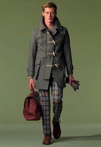 Мужские коллекции осень-зима 2010 от Hackett, Gloverall, D.S.Dundee, Barbour. Изображение № 10.