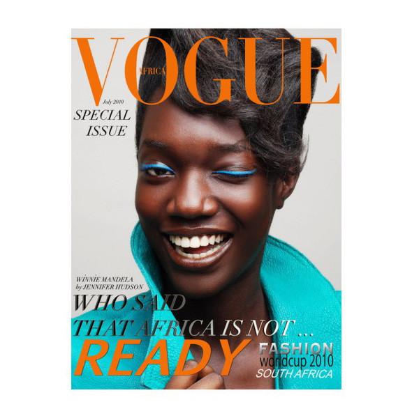 Conde Nast запретил издавать Vogue в Африке. Изображение № 5.