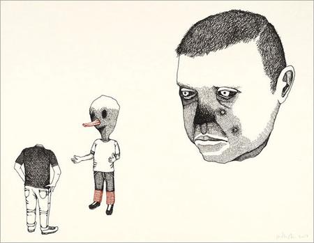 Фиктивная анатомия Джона Кейси. Изображение № 3.