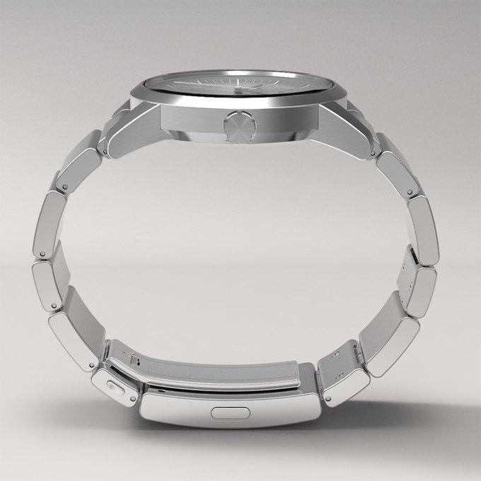Sony начала сбор средств на выпуск смарт-часов Wena . Изображение № 6.