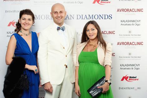 При поддержке журнала N Style прошел прием MORE THAN DIAMONDS.. Изображение № 3.