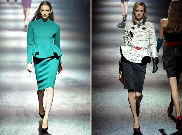 Показы Paris Fashion Week FW 2012: День 4. Изображение № 5.