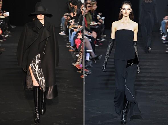 Показы Paris Fashion Week FW 2012: День 6. Изображение № 5.