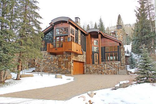 10 домов из зимней сказки. Изображение № 3.