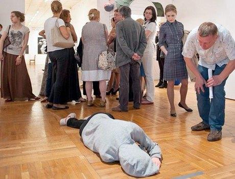 10 случаев цензуры в искусстве в России и на Украине . Изображение № 16.