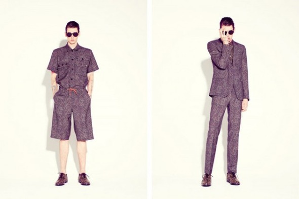Новые мужские лукбуки Louis Vuitton, Marc Jacobs и Fred Perry. Изображение № 33.