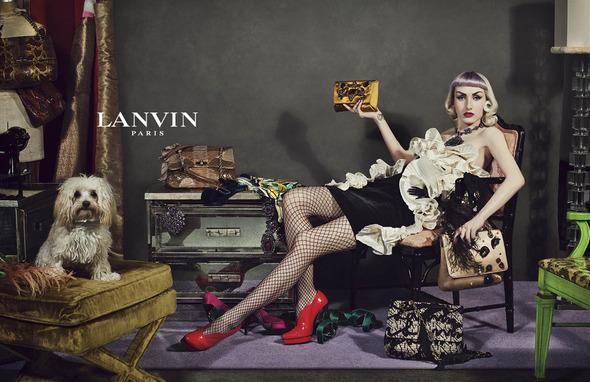 Кампании: Elie Saab, Just Cavalli, Lanvin и другие. Изображение № 30.