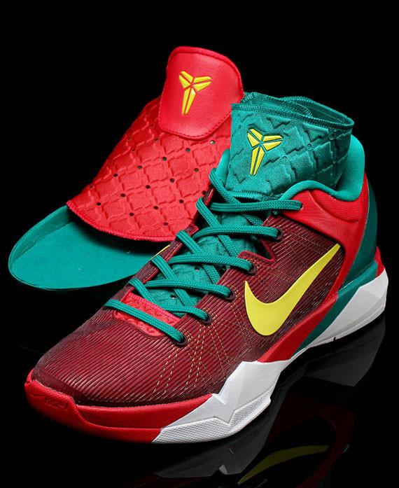 Nike Zoom Kobe VII YOTD. Изображение № 11.