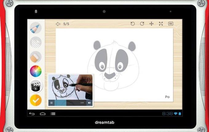 DreamWorks выпустит собственный планшет для рисования. Изображение № 2.