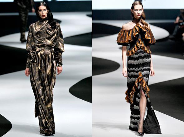 Показы Paris Fashion Week FW 2012: День 5. Изображение № 8.