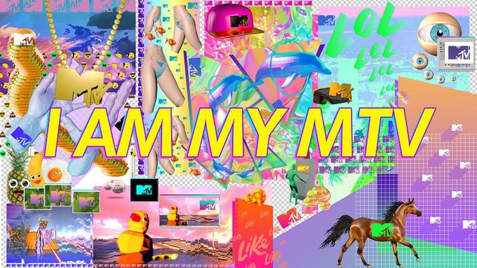 MTV показал новый брендинг . Изображение № 4.