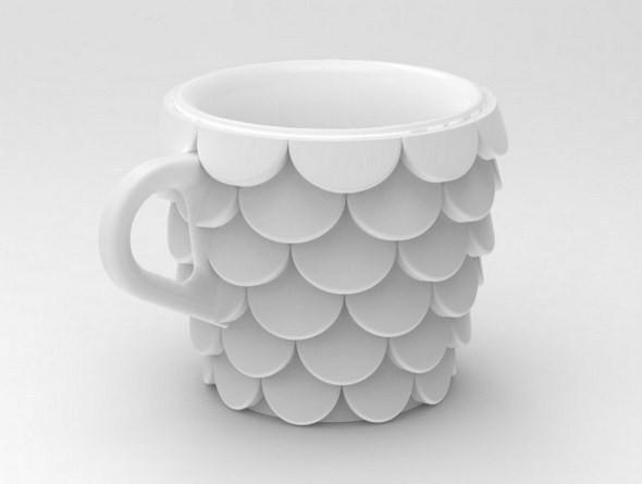 Изображение 22. Предмет: Серия из 30 кофейных чашек.. Изображение № 22.