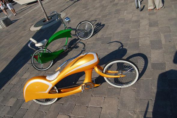 Невероятные велосипеды Джейсона Баттерсби. Изображение № 2.