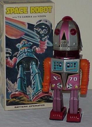 Ретро роботы. Изображение № 14.