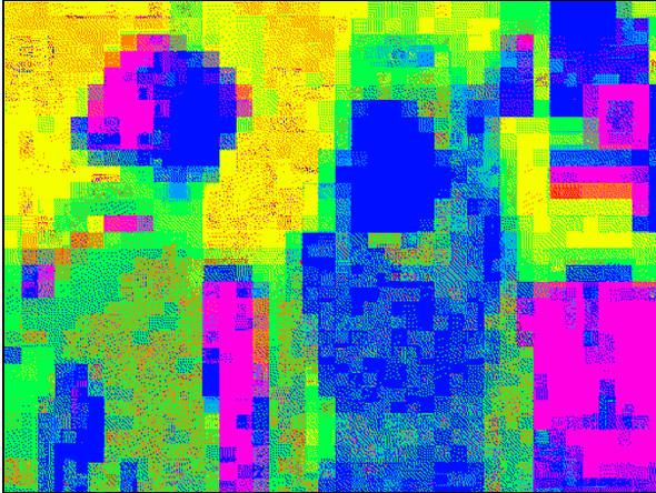 Изображение 19. Куда убежали пиксели.. Изображение № 16.