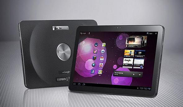 Samsung Galaxy Tab 10.1. Изображение № 3.