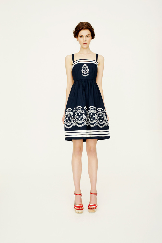 Collette by Collette Dinnigan. Resort 2013. Изображение № 9.