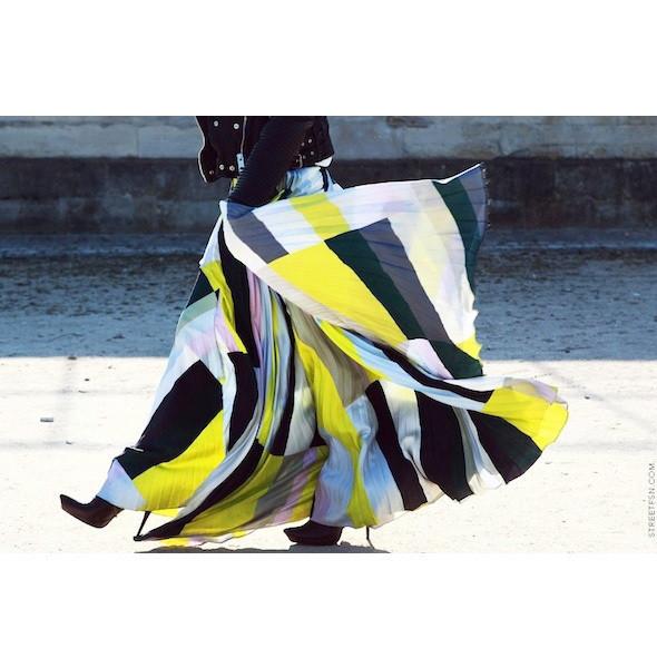 Изображение 182. На полях: 10 тенденций уличного стиля с прошедших недель моды.. Изображение № 182.
